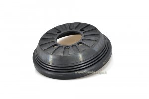 "Pinasco ""Highbrake"" rear wheel drum for Vespa 125/150 V30> 33T / VM1> 2T / VN1> 2T / VL1> 3T / VNB"