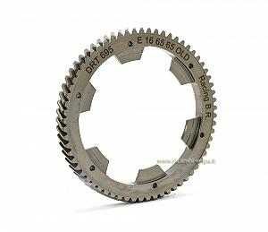 Helical teeth primary drive gear cog (Z65) Helical teeth