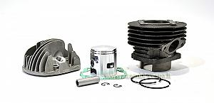 Pinasco complete cast iron cylinder kit (80 cc)