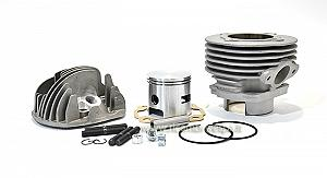 Pinasco complete aluminium cylinder kit (102 cc) with chromium plated barrel