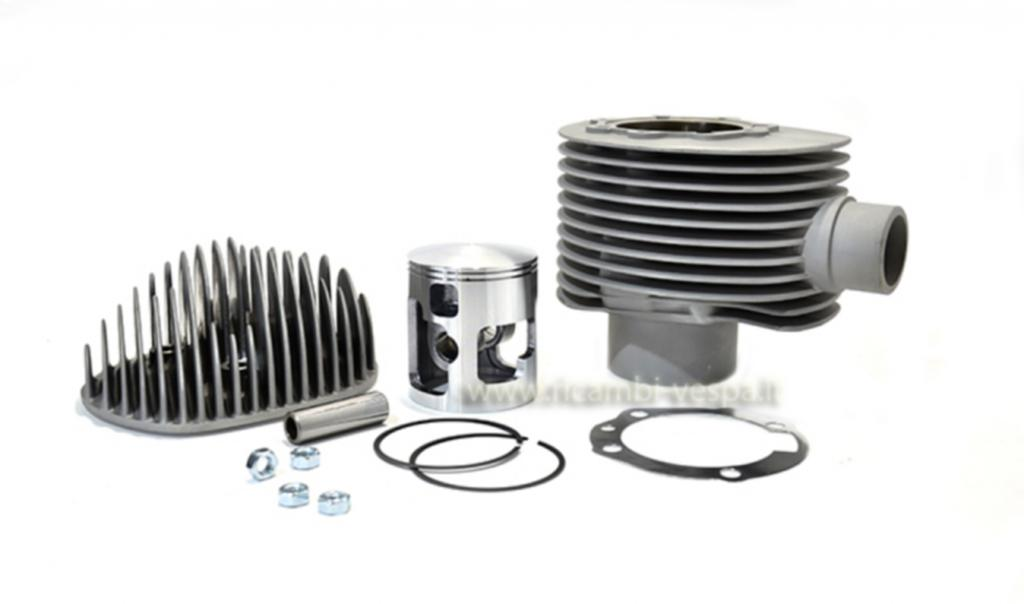 Pinasco complete cylinder kit (215 cc)