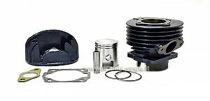 Complete cast iron RMS cylinder kit (75 cc)