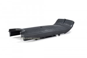 Black plastic footrest for Piaggio Ciao 246846