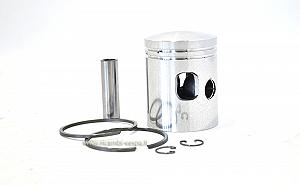 Complete piston 180cc from diameter 62 to diameter 65.5 mm