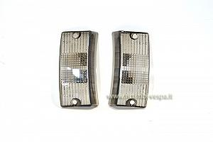 Right/Left smoke colour turn signal lamps