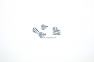 Screws kit for low tension socket (5 Pcs)