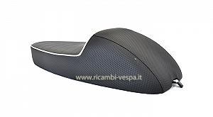 Black racing model complete saddle