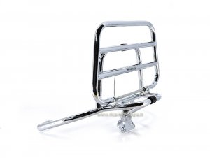 Rear luggage rack Piaggio chrome for Vespa 50/125/150 LX-LXV