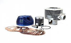 Complete Parmakit aluminium thermal unit set (177cc) with side spark plug