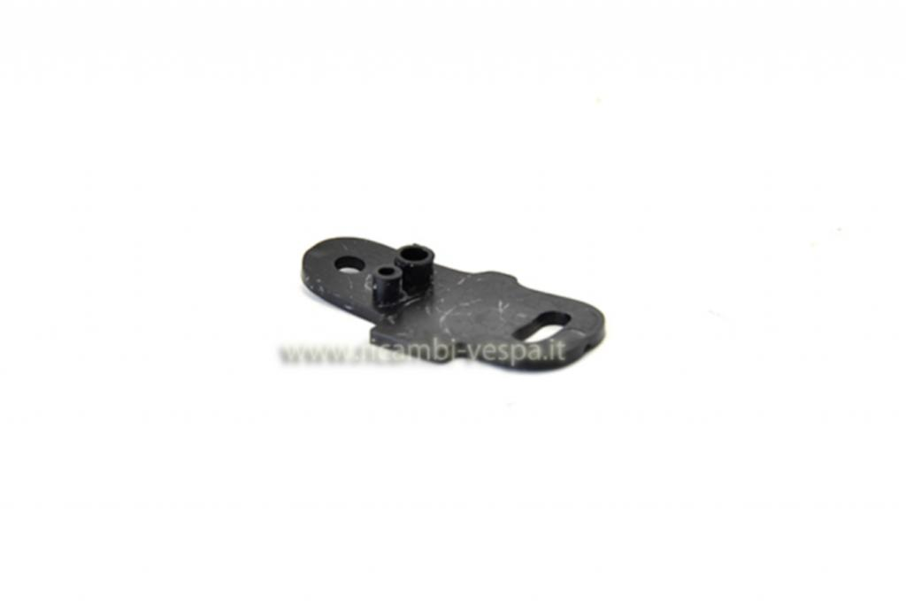 Black gasket for stop switch