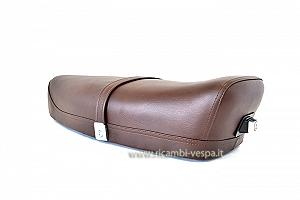 Tan colour complete saddle