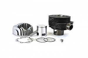 Pinasco complete cast iron cylinder kit (177cc)
