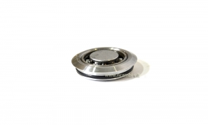 Crimaz clutch plate with bearing