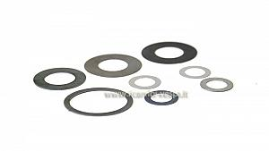Spacing rings kit cluster and starter