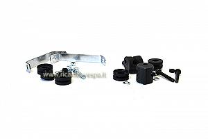 Windshield attachment kit