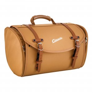 SIP classic bag / suitcase in hazelnut color SIP classic bag / suitcase