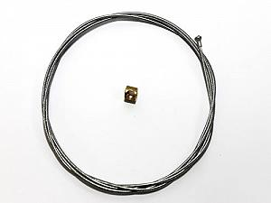 clutch and front brake wire
