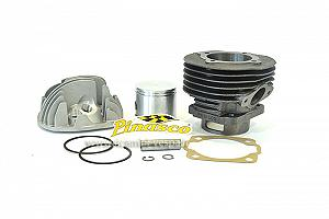Pinasco complete cast iron cylinder kit (102cc)
