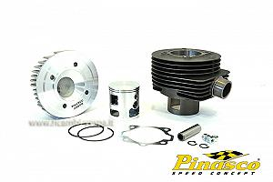 Pinasco complete cast iron cylinder kit (177 cc)
