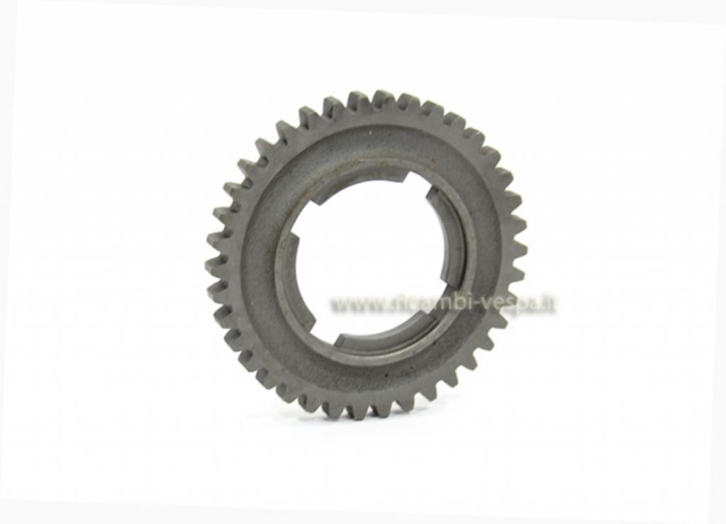 3rd gear cog (38 teeth)