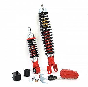 Front and rear shock absorber kit, sport version