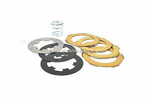 Friction plates kit Racing/carbon