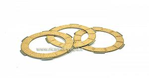 SURFLEX friction plates kit
