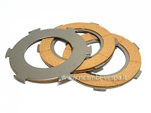 Clutch disc kit