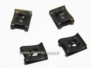 plate kit for horn fastening screws