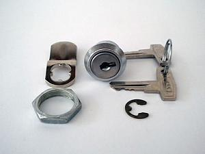Locking mechanism kit side door