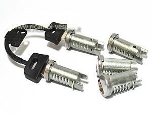 Lock kit (5 locking mechanisms)