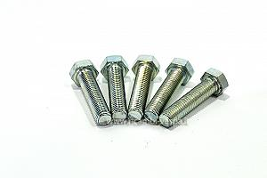 Screws KIT Viti M 7 hexagonal head with 11 mm plug (5 pcs.)