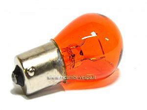 Orange lightbulb 12V-21V