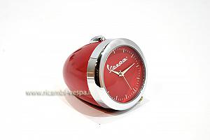 Red mini table clock