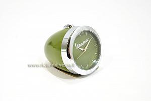 Green mini table clock
