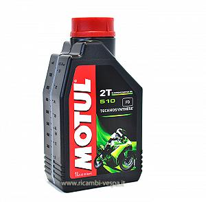 oil mixture MOTUL 510 2T