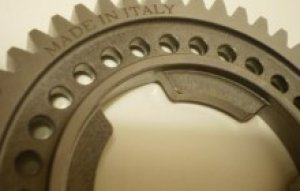 Gear 2nd gear Crimaz (40 teeth) meshes on z13 for Vespa 125/150/200 PX-PE-Sprint V-Rally-TS-GTR