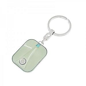 green key ring (similar to the Vespa front body work).