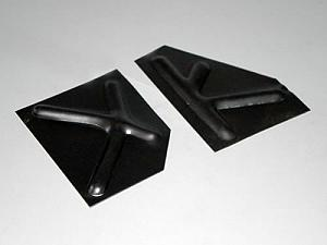 Footpeg supports (2 pcs)