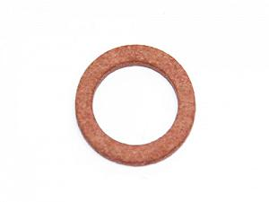 fibre washer for drainage/load oil cap