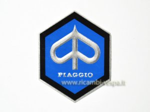 42mm hexagonal shield for Piaggio Boxer