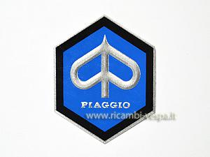 Hexagonal badge