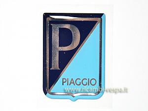 badge Piaggio sticker