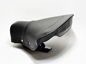 Rear Black seat set.
