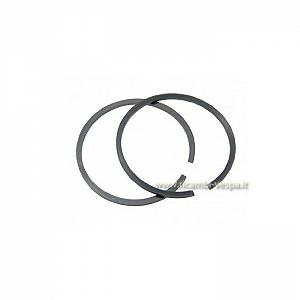 Pair of piston rings. Diameter 47