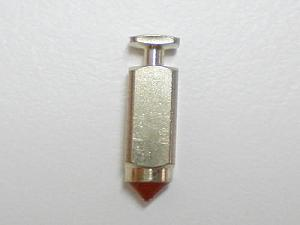 Carburetor conical pin