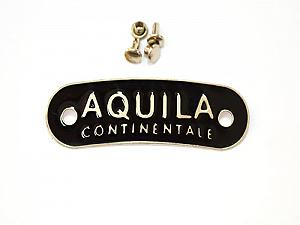 Nameplate AQUILA Continental