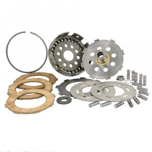 Reinforced clutch complete kit with 7 springs